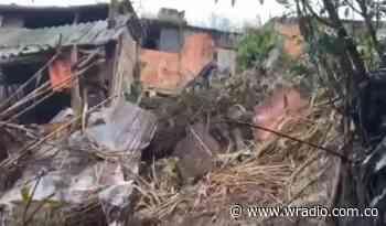 El 80% del municipio de Suaita, Santander, está en alto riesgo por lluvias - W Radio