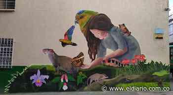 Santa Rosa de Cabal se llena de color con el Festival de Arte Urbano y Muralismo Leonel Ortíz - El Diario de Otún