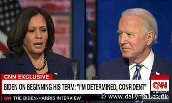Biden says Hunter will have no conflicts of interest and he wants Trump at his inauguration