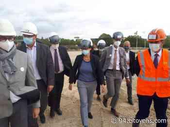 Rénovation urbaine: Emmanuelle Wargon à Choisy-le-Roi - 94 Citoyens