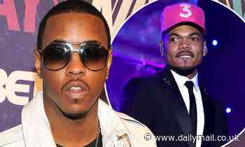 Chance the Rapper offers good news as he gives update on pal Jeremih's hospital stint with COVID-19