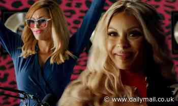 Wendy Williams: The Movie trailer features first look at Ciera Payton as the talk show hostHunter