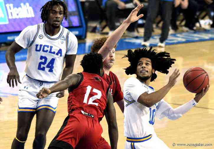 UCLA routs Seattle in delayed home opener