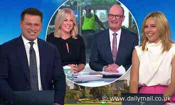 Karl Stefanovic and Allison Langdon reflect on one of 'the most testing of years' hosting Today