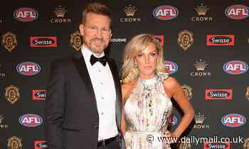 Collingwood coach Nathan Buckley has SPLIT with his wife of 18 years