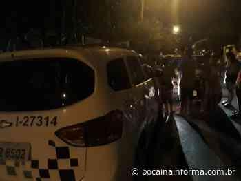 Homem é morto com facada no abdômen durante discussão em Bariri - Bocaina Informa