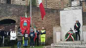 Monte Giberto e Ponzano di Fermo insieme per la commemorazione dei caduti di guerra - Vivere Fermo