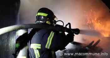 Incendie dans un appartement à Maiche - MaCommune.info