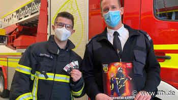 Stickeralbum der Feuerwehr in Karben - HIT RADIO FFH