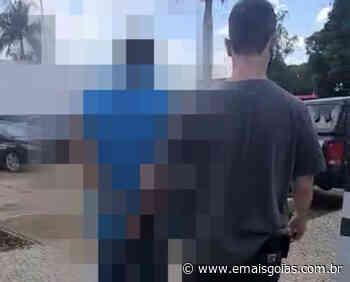 Procurado por matar vítima a pauladas no Maranhão é preso em Aparecida de Goiânia - Mais Goiás
