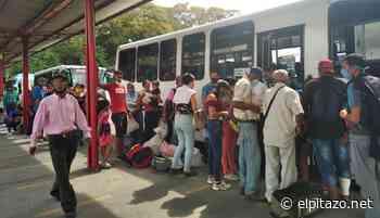 Reactivadas las operaciones en terminal de Acarigua tras acordar las tarifas - El Pitazo
