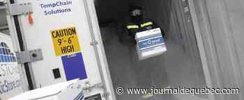 Des caissons super isolants pour faire voyager le vaccin contre la COVID-19
