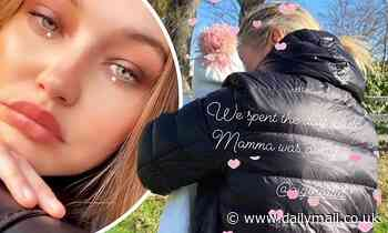 Gigi Hadid goes back to work as mom Yolanda takes care of baby daughter she shares with Zayn Malik