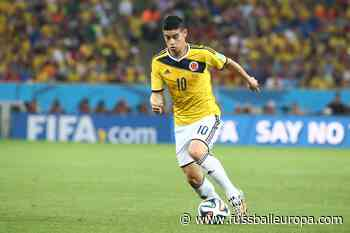 James Rodriguez bekommt neuen Nationaltrainer - Fussball Europa