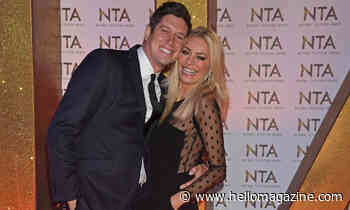 Tess Daly's incredibly emotional reaction as husband Vernon Kay reaches I'm A Celebrity final