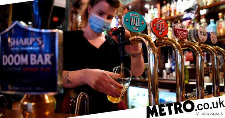 Coronavirus news live: Boris Johnson says pubs can team up with takeaways to serve 'substantial meals' as Covid vaccine arrives in UK