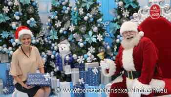 Santa Claus comes to Raymond Terrace - Port Stephens Examiner
