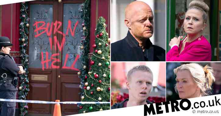 EastEnders spoilers: 34 new images reveal aftermath as Ian is left to die in brutal attack