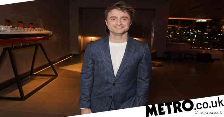 Daniel Radcliffe isn't 'mentally strong enough' for social media and thinks he'd start fights with randomers on Twitter