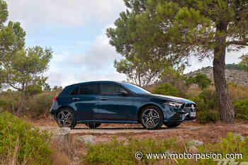 Probamos el Mercedes-Benz A 250e: un híbrido enchufable que convence por autonomía y consumo, pero no por... - Motorpasion