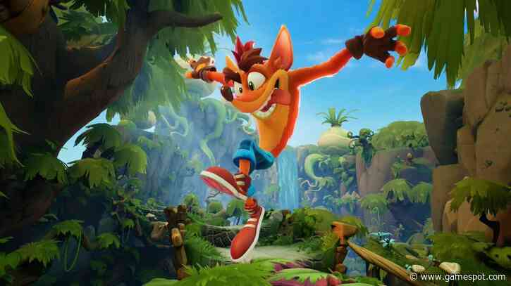 Crash Bandicoot: On The Run Introduces A New Gameplay Mechanic
