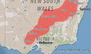 Bold new proposal for Australia to get a new STATE between NSW and Victoria