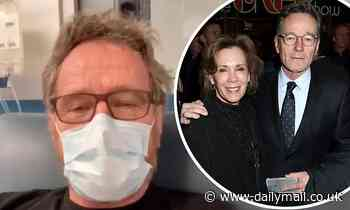 Bryan Cranston, 64, reveals the 'lingering effects' of COVID