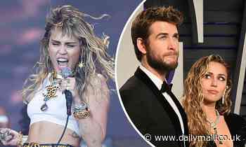 Miley Cyrus reveals WTF Do I Know lyrics are about ex-husband Liam Hemsworth