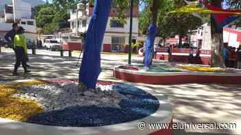 Culmina recuperación de la plaza José Antonio Páez en Catia La Mar - El Universal (Venezuela)
