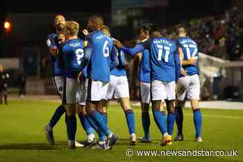 Carlisle United v Salford City: A night Brunton Park finally sounded like it should - News & Star