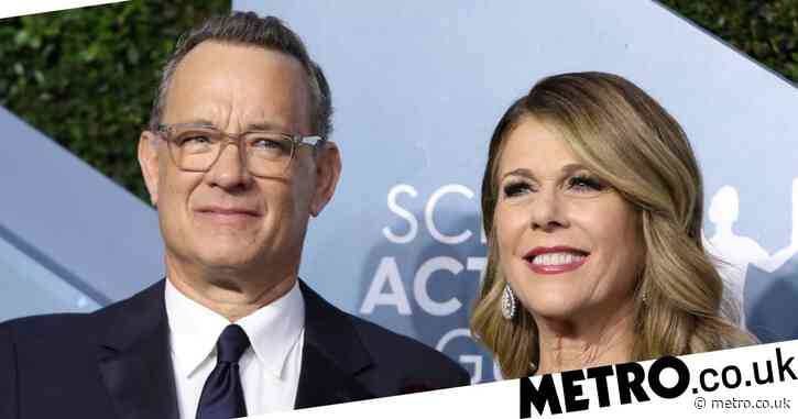 Rita Wilson reveals she still has coronavirus antibodies after falling ill with infection nine months ago