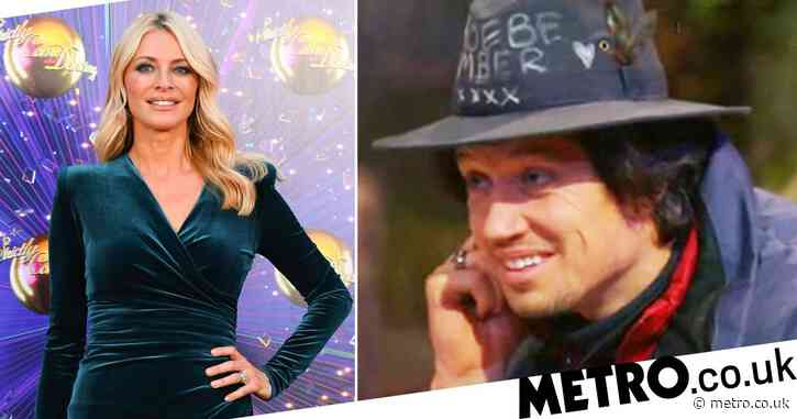 I'm A Celebrity 2020: Tess Daly holds back tears in emotional video as Vernon Kay reaches final