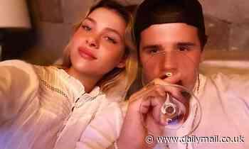 Brooklyn Beckham shares gushing snap withfiancée Nicola Peltz