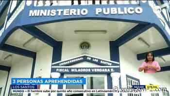 Provincias Hombre herido tras intercambio de disparos en Búcaro de Tonosí - TVN Noticias