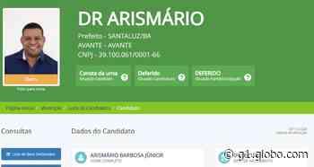 Prefeito eleito de Santaluz, na Bahia, é internado com Covid-19 - G1
