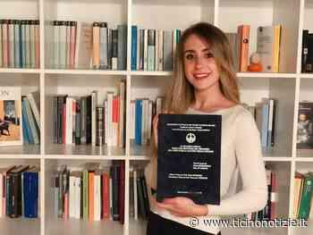 La magentina Chiara Borgonovo vince il premio di Fondazione Prada (da Magenta Nostra) - Ticino Notizie