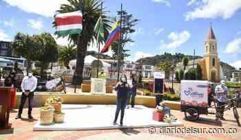 En Soracá, Boyacá, festejaron llegada de internet gratuito con activación de zona digital - Diario del Sur