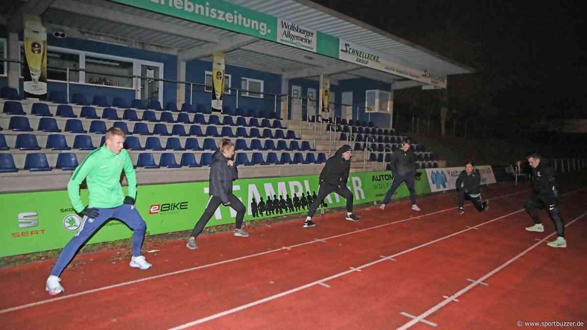 Leichtathletik-Asse des VfL Wolfsburg üben plötzlich beim Nachbar-Klub - Sportbuzzer