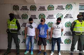 A la cárcel 3 presuntos responsables de hurtar autopartes en Dagua - 90 Minutos