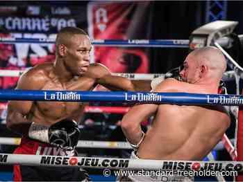 Ulysse, Claggett score impressive victories on Rimouski boxing card - Standard Freeholder