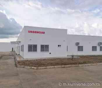 Canalete, Córdoba, está estrenando hospital - El Universal - Colombia