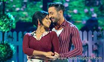Giovanni Pernice's romantic nickname for Ranvir Singh revealed