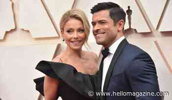 Kelly Ripa's stunning beach photo with Mark Consuelos is couple goals