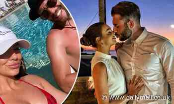 Love Island's Rosie Williams SPLITS from banker boyfriend Wayne Davies