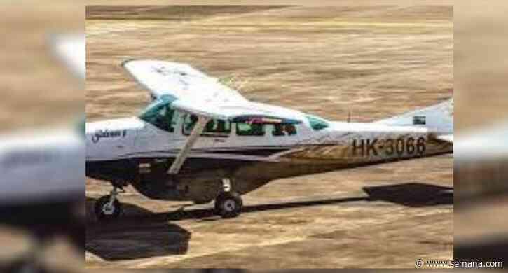 Avioneta se precipitó a tierra en zona rural de Mitú - Semana