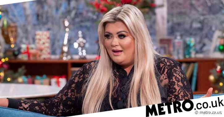 Gemma Collins says mum 'communicated' with 'dead-eyed alien' on the Tube