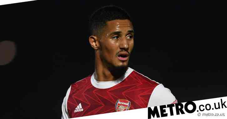 William Saliba wants France return but Arsenal staff favour Championship loan