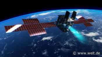 """Öko-Flugzeuge, Raketen, Satelliten – die neue Vision für die """"deutsche Nasa"""""""