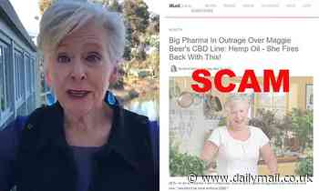 Maggie Beer speaks out after discovering cyber crooks are using her identity to con sick Australians