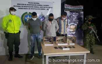 Caen sujetos en Tibú con material de guerra y dinero, pertenecerían al Eln y a disidencias - Extra Bucaramanga